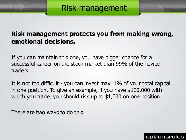 Options trading asx quote