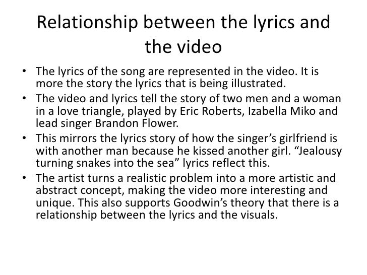mr brightside song analysis