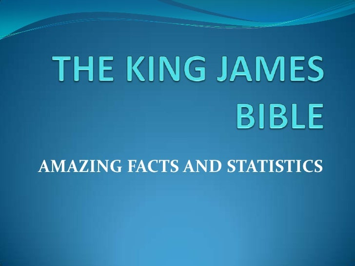 AMAZING FACTS AND STATISTICS