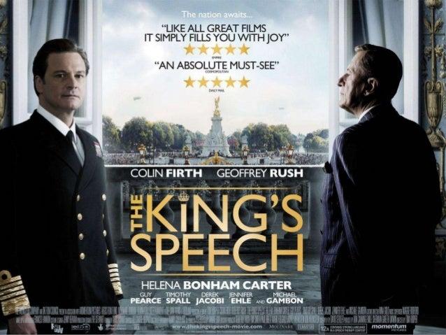 The King's Speech Case Study