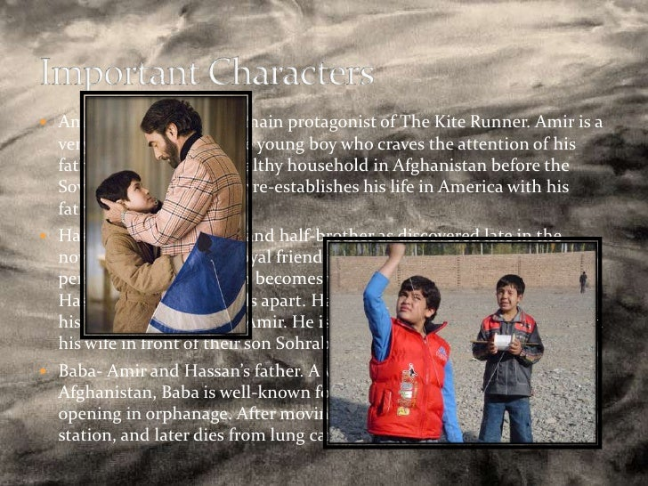 The kite runner ( was baba a good father for amir?)?