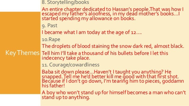 the kite runner essays father/son relationship I need a essay for kite runner or a website that will give free essays on the father and son relationship.