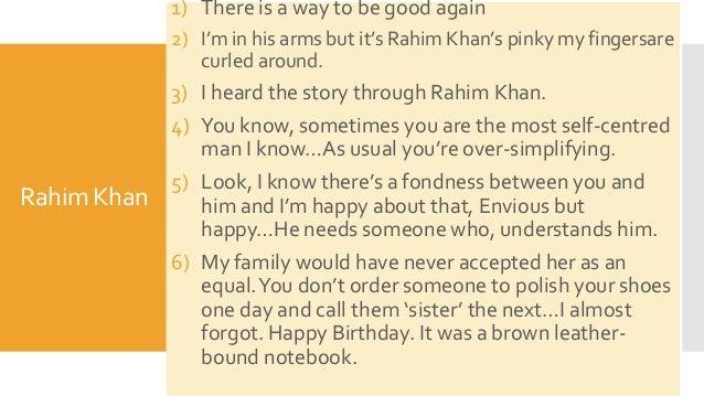 the kite runner essay topics