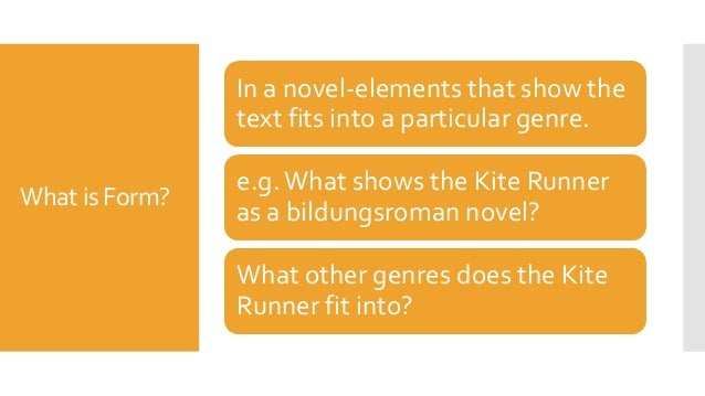 The Kite Runner Essay Samples