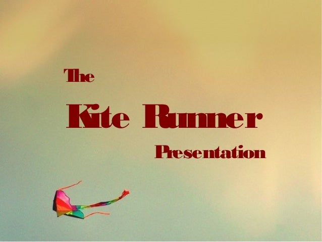 The kite runner sin and redemption essay