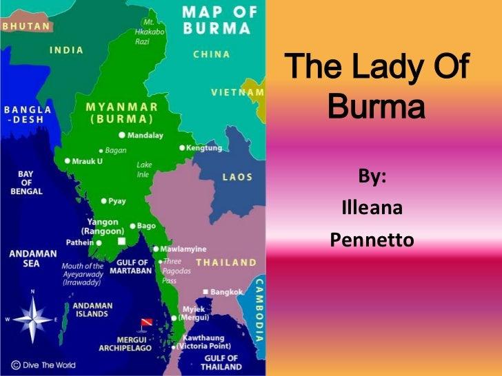 The lady of burma
