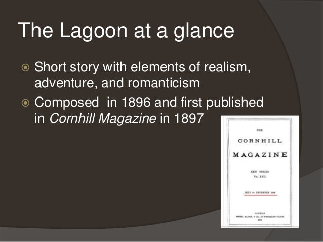the theme of irony in a short story lagoon by joseph conrad