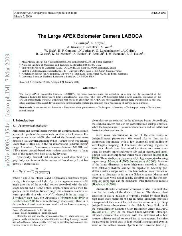 Astronomy & Astrophysics manuscript no. 1454light                                                                         ...