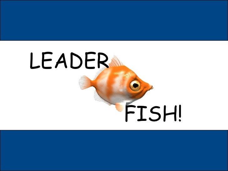 The Leaderfish