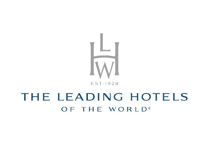 The leading hotels of the world for Small hotels of the world uk