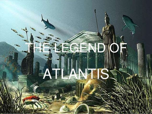 legends of atlantis