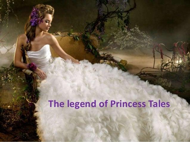 Romania - The legend of princess tales