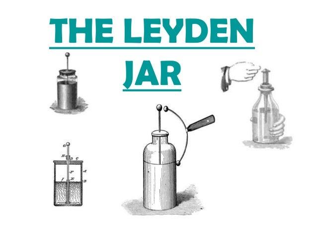 The leyden jar