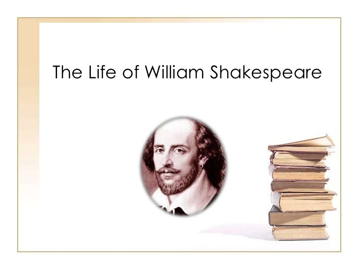 life of william shakespeare paper How did william shakespeare live his life from the beginning to the ending william shakespeare's life became a great mystery with lack of evidence to support any findings his schooling, his family and parents will be revealed in my paper.