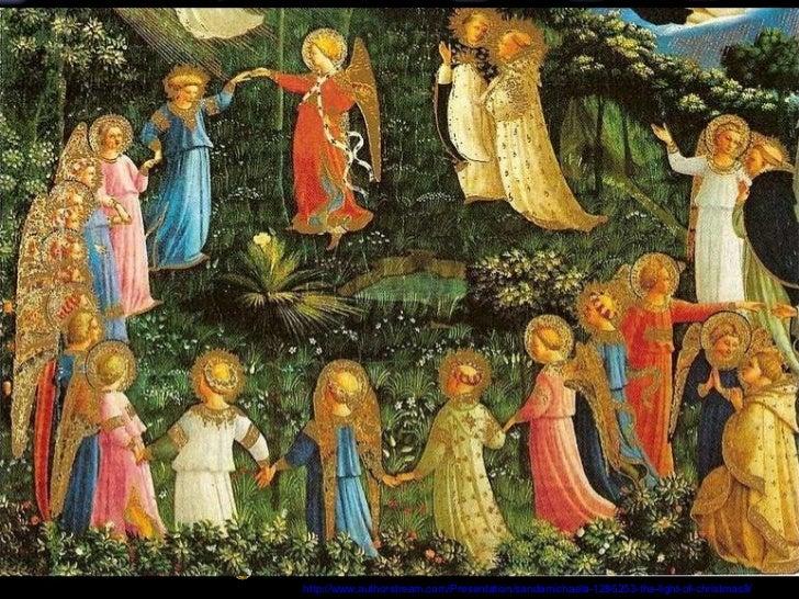 The  light  of  Christmas http://www.authorstream.com/Presentation/sandamichaela-1286253-the-light-of-christmas9/