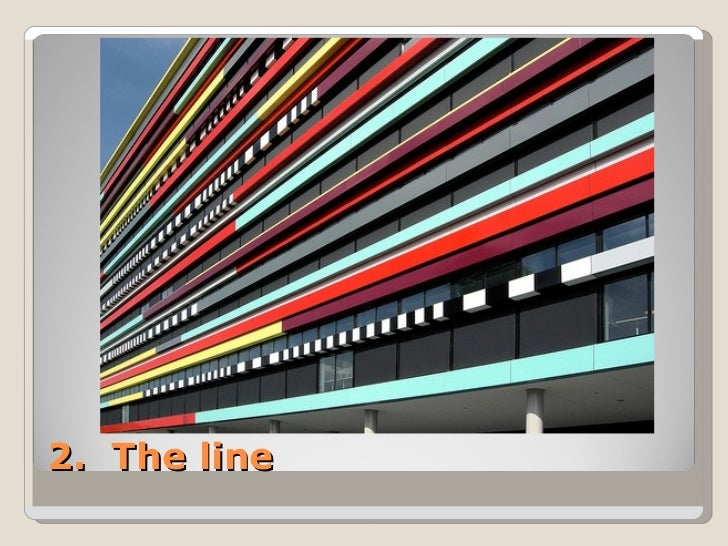 2.  The line