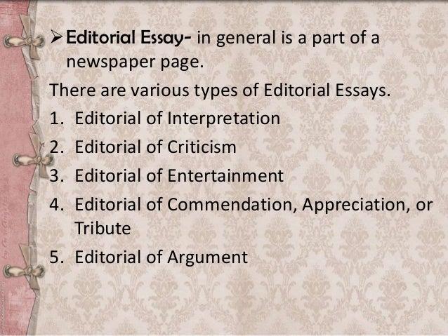 Prejudice essays