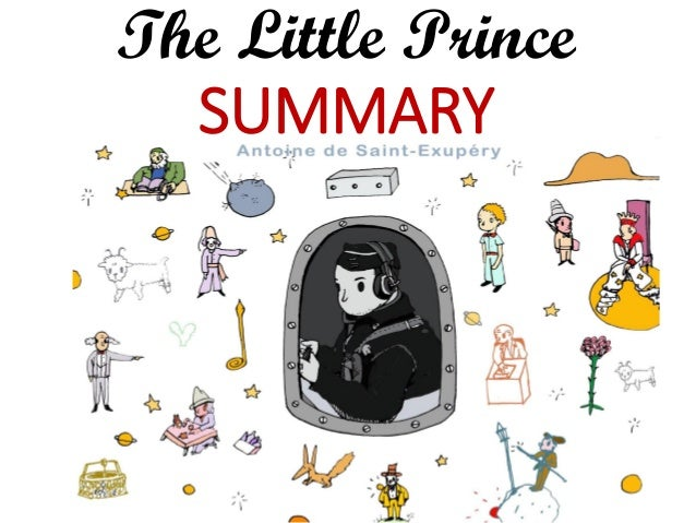 little prince analysis People's experiences of reading the little prince are so telling i read it in french in high school a very angry, bitter, borderline vengeful french teacher.