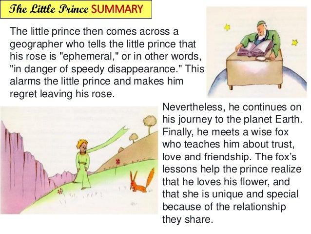 summary of happy prince