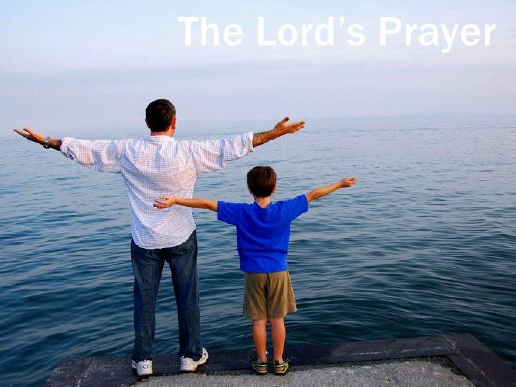 A modern Lord's prayer