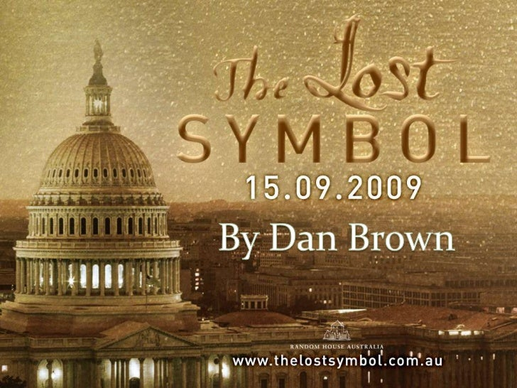 The Lost Symbol<br />By Dan Brown<br />