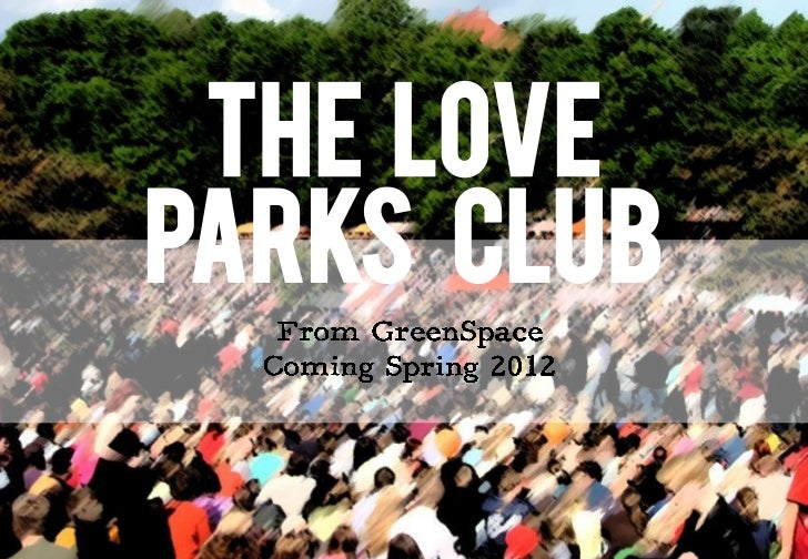 The LoveParks Club