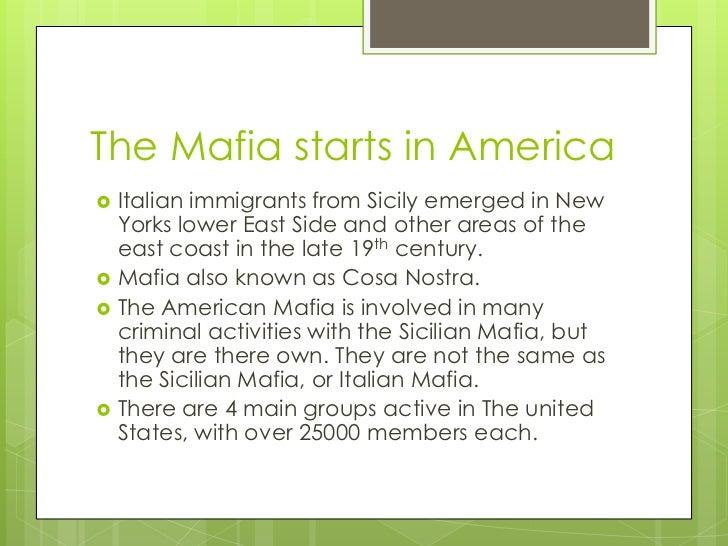 american mafia news