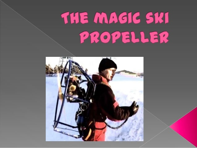 -  -  The main function of this revolutionary invention is to facilitate the ski, improve balance, adjust the speed and en...