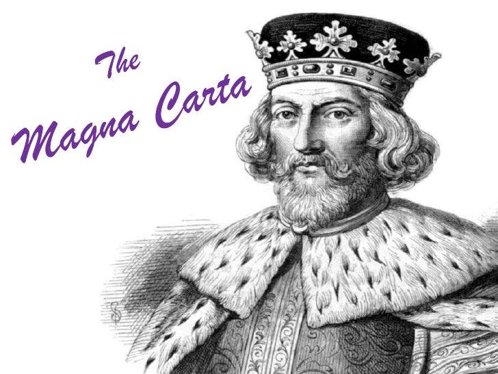 TheMagna Carta<br />