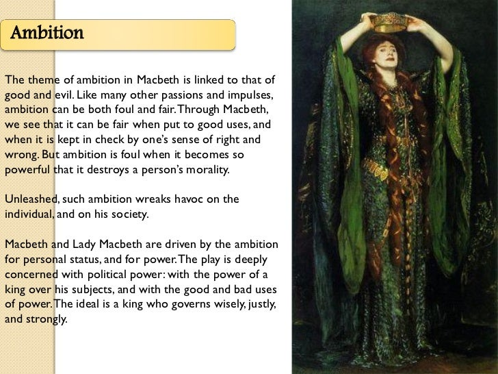 macbeth and lady macbeth s change over