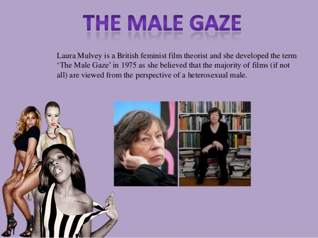 male gaze I know we all like to look at attractive people, myself included but i would maybe glance once and be discreet i certainly wouldn't look back again.