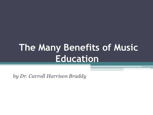 benefit of music essay Music therapy uses music interventions within therapeutic services to music therapist benefit from integration and collaborative work essay uk, music therapy.