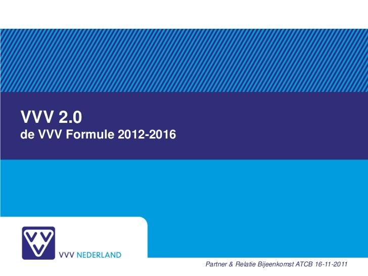 Thema presentatie Kees van Wijk (Algemeen directeur VVV Nederland)
