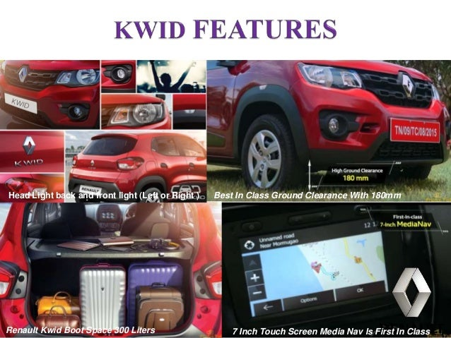 marketing mix of renault The marketing mix 1 product, price, place and promotion by- kanchan yadav 2 marketing mix history introduction to marketing mix marketing elements extaned -marketing mix a presentation on renault's model kwid.