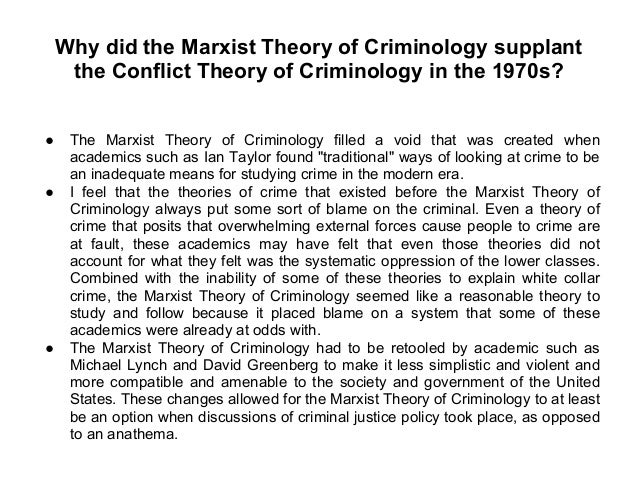 A Theoretical Perspective of Crime order essay online
