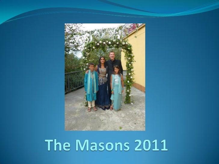 The masons 2011