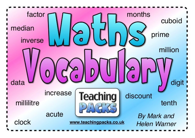 © www.teachingpacks.co.uk By Mark and Helen Warnerwww.teachingpacks.co.ukclock acute data increase discount tenth prime cu...