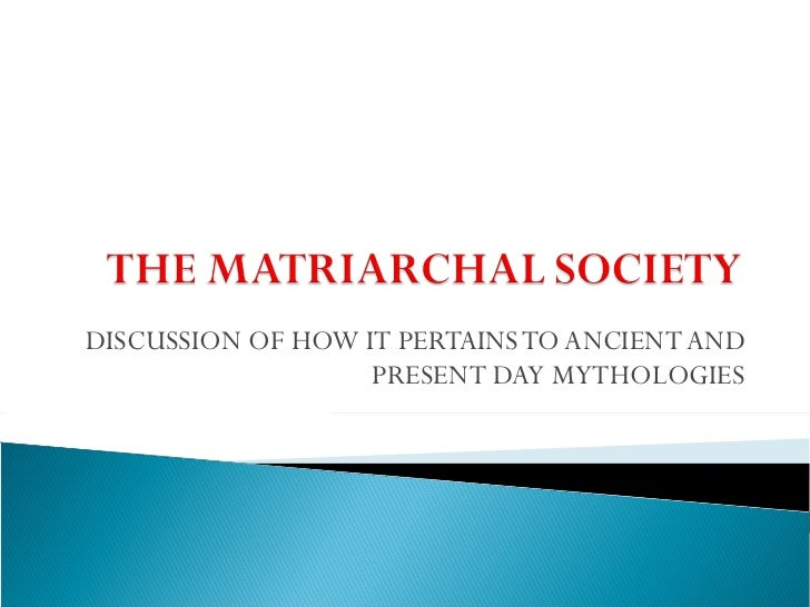 matriarchal cultures the native american Martha harroun foster (1995) lost women of the matriarchy: iroquois women in  the historical literature american indian culture and research journal: 1995,.