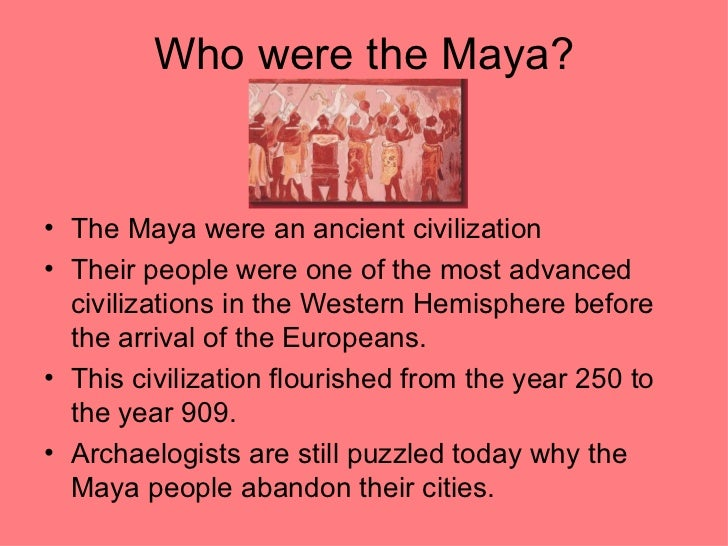 how did the mayan people disappear The disappearance of the maya has intrigued scholars for hundreds of  how did  the maya support such a large and growing population.