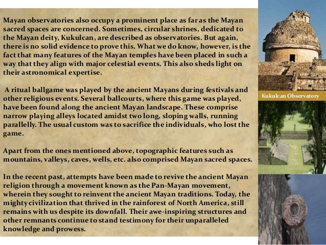 platforms and pyramids played an important Ch 11, 13, and 15 review  -these cities were dominated by platforms and pyramids devoted to religious functions, but were more impressive architecturally than.