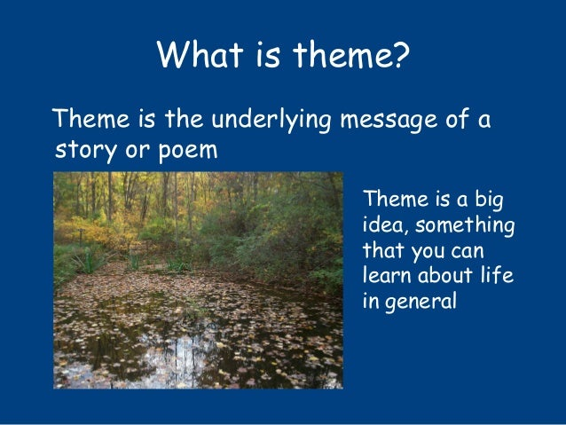 common themes in short stories essays You pick a list (i have two right here) and write something for each theme poems, drabbles, short stories 100 themes challenge writing prompts sep 25 posted by kathrine roid a list.