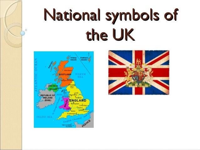 National symbols of     the UK
