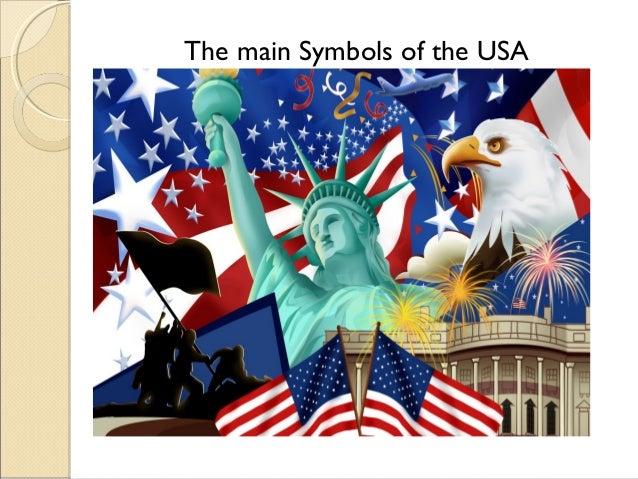 The main Symbols of the USA