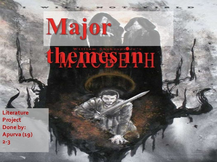 theme of power in macbeth essay