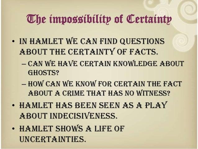 analysis on hamlets madness essays