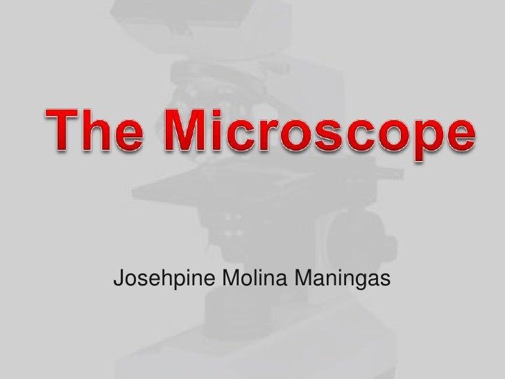 Josehpine Molina Maningas