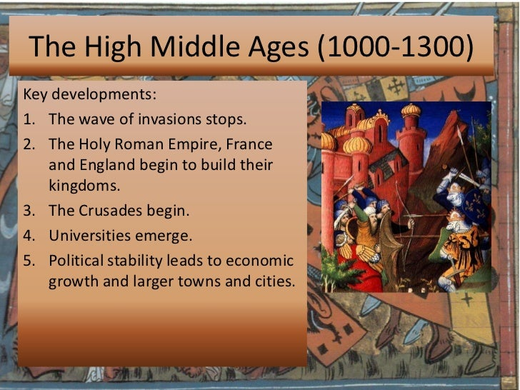 an introduction to the history of the middle ages Earliest extant drama from the middle ages: two major kinds of stages in the medieval theatre: they have little sense of history.