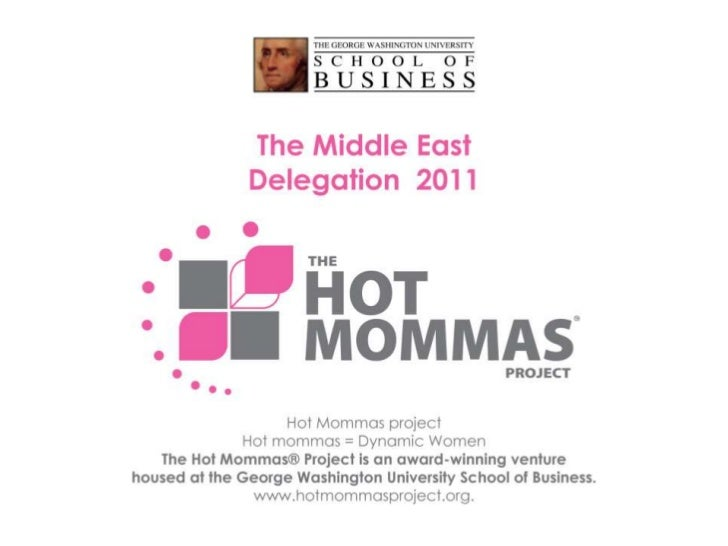 Hot Mommas Project 2011:The Middle East Delegation