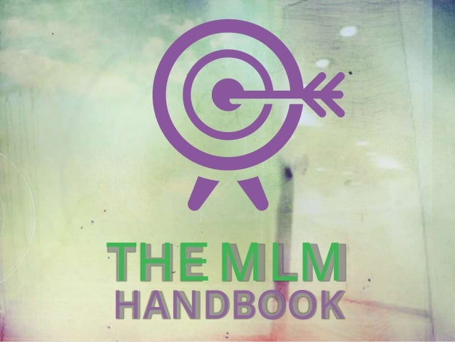 The MLM Handbook