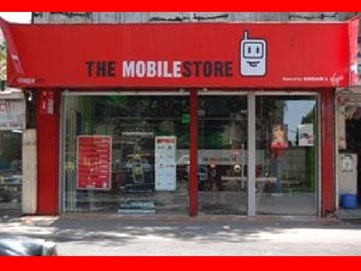 The mobilestore by vidya